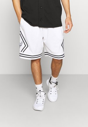 NBA CHICAGO BULLS SWINGMAN SHORTS - Urheilushortsit - white