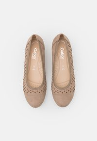 Gabor Comfort - Wedges - taupe - 5
