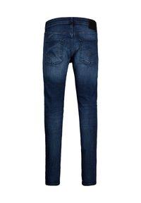 Jack & Jones - SKINNY FIT JEANS LIAM ORIGINAL JOS 283 - Jeans Skinny Fit - blue denim - 4