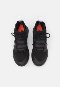 adidas Performance - TERREX FREE HIKER GORE-TEX - Fjellsko - core black/carbon/footwear white - 3