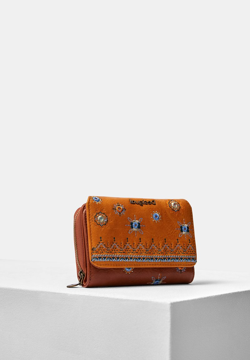 Desigual - Wallet - brown