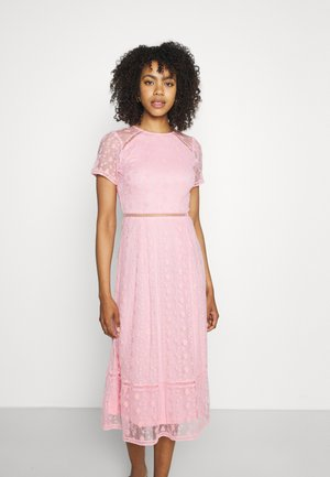 EMILY MIDI - Cocktail dress / Party dress - pink