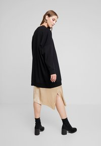Monki - CAMILLA CARDIGAN - Collegetakki - black - 2