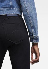 G-Star - G-STAR SHAPE HIGH SUPER SKINNY - Jeans Skinny Fit - rinsed - 5