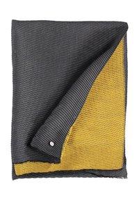 Fraas - Sjaal - grey/yellow - 3