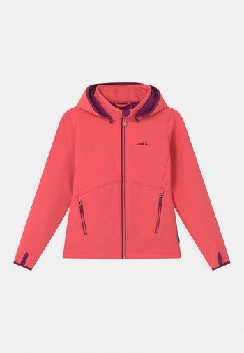UNISEX - Soft shell jacket - pfirisch