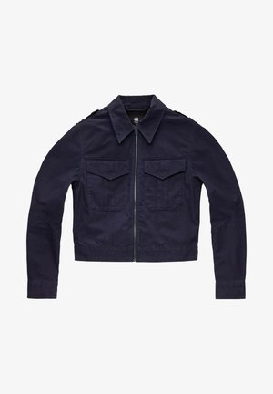 Denim jacket - warm sartho gd