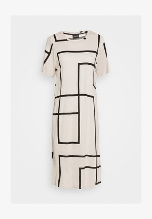LILJA DRESS - Jersey dress - beige