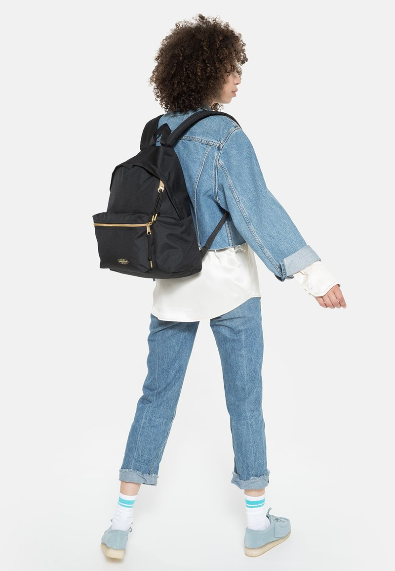 Eastpak - GOLDOUT/AUTHENTIC - Rugzak - black