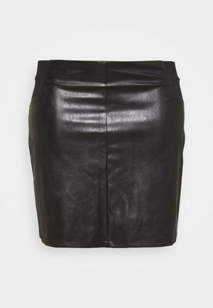 PCDEVORA SKIRT - Pencil skirt - black