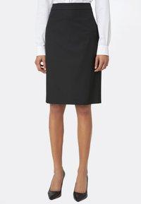 HALLHUBER - Pencil skirt - black - 0