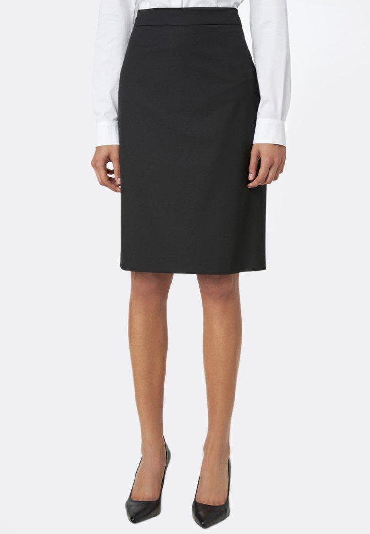 HALLHUBER - Pencil skirt - black