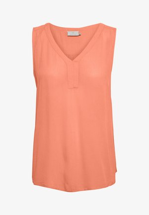 AMBER  - Blouse - fusion coral