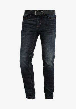 REGULAR - Straight leg jeans - blue denim