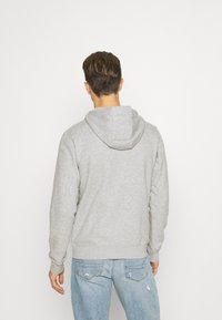s.Oliver - Zip-up sweatshirt - grey melange - 2