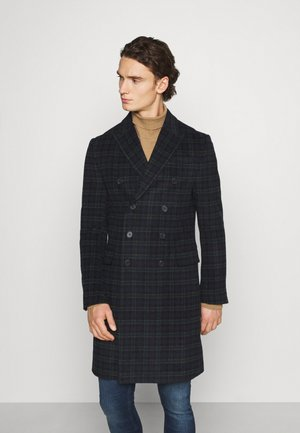 PEAK COAT - Classic coat - dark blue