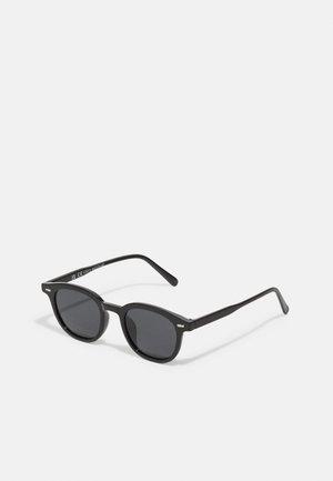 ASPHALT SUNGLASSES UNISEX - Sunglasses - black