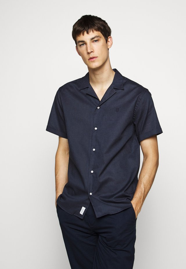 SIMON - Camisa - dark navy