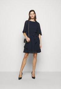 Lauren Ralph Lauren - CLASSIC DRESS - Cocktail dress / Party dress - lighthouse navy - 1