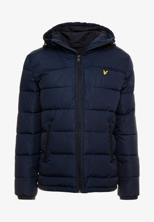 WADDED JACKET - Vinterjacka - dark navy