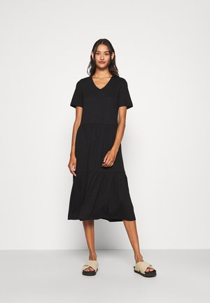 VMKALLIE DRESS - Jersey dress - black