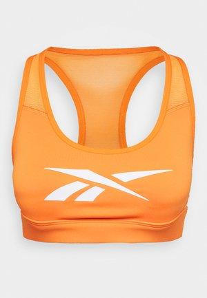 HERO RACER PAD BRA READ - Medium support sports bra - hivior