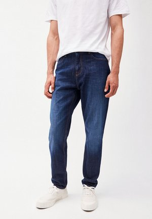 Relaxed fit jeans - base blue
