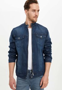 DeFacto - Denim jacket - indigo - 0