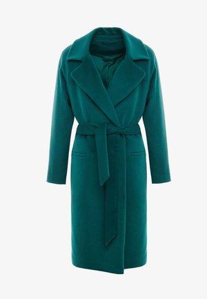 Cappotto classico - posy green