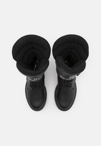 F_WD - Lace-up boots - black - 4