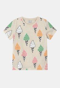 Lindex - MINI ICE CREAM 2 PACK UNISEX - T-Shirt print - light pink - 2