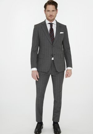 TWO PIECE SET - Kostuum - grey