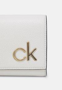 Calvin Klein - TRIFOLD - Wallet - white - 4