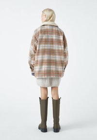 PULL&BEAR - Übergangsjacke - mottled brown - 2
