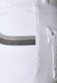 Mos Mosh - SHADE - Slim fit jeans - white - 2