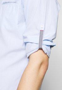 Jack & Jones - JETAPE DETAIL SLIM FIT - Overhemd - blue - 6