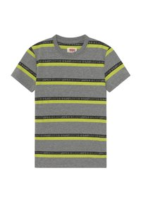 Levi's® - GRAPHIC TEE - T-shirts print - grey heather - 2