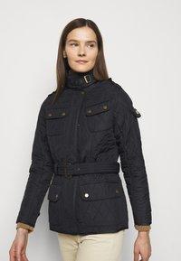 Barbour International - TOURER INTERNATIONAL - Light jacket - navy - 4