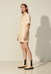 sandro - Day dress - vanille - 1