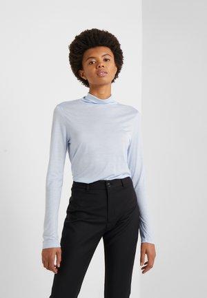 POLO NECK TOP - Camiseta de manga larga - atlantic