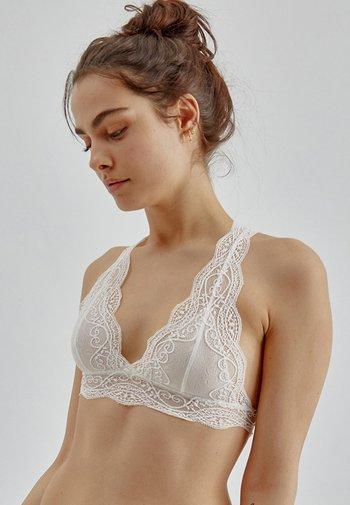 BRAVE ANACONDA - Bustier - white