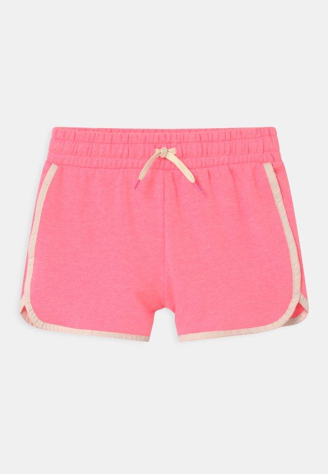 GIRL DOLPHIN  - Shorts - neon impulsive pink