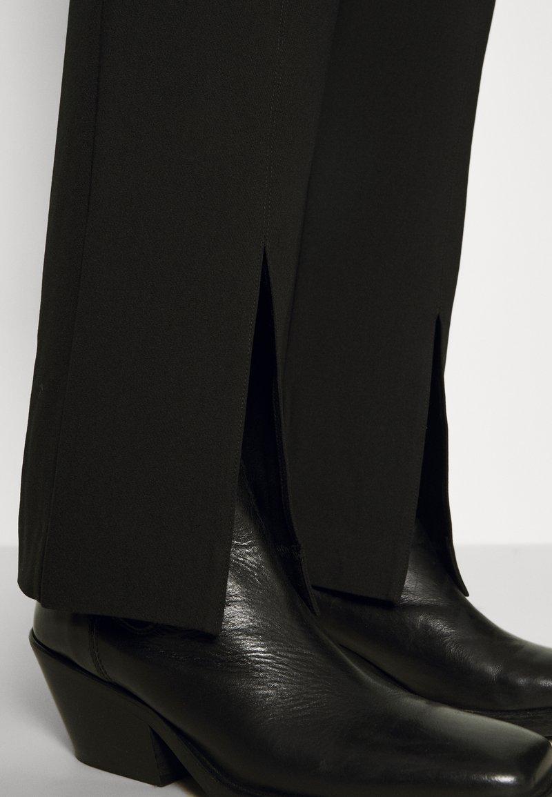Samsøe Samsøe - MARION TROUSERS  - Kalhoty - black