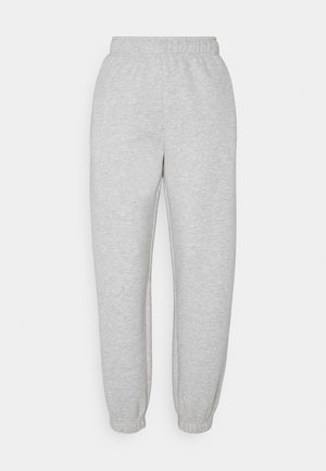 SOFT SPORT CORINNA PANTS - Pantalon de survêtement - grey melange
