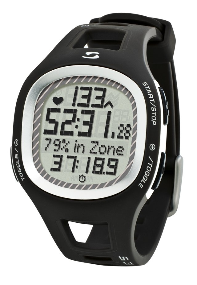 PC 10.11 - Heart rate monitor - schwarz