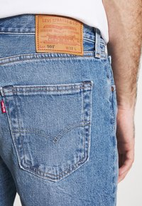 Levi's® - 501 93 SHORTS - Denim shorts -  blue denim - 3