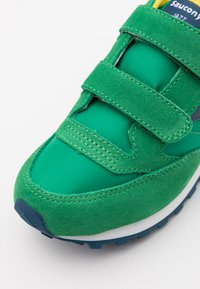 Saucony - JAZZ DOUBLE KIDS UNISEX - Baskets basses - green/yellow/blue - 5
