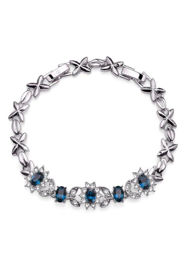 PRINCESS - Armband - blau