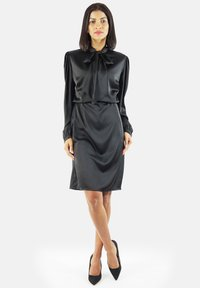 Aline Celi - Shift dress - black - 1