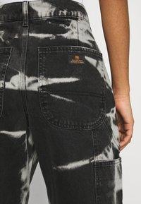 BDG Urban Outfitters - JUNO JEAN - Straight leg jeans - tie dye - 5